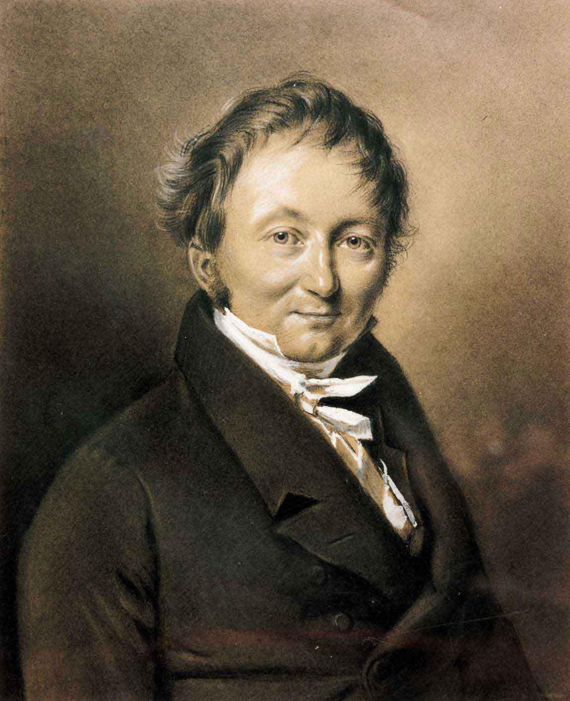 自行车发明家Karl Freiherr von Drais